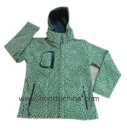 Softshell Coat